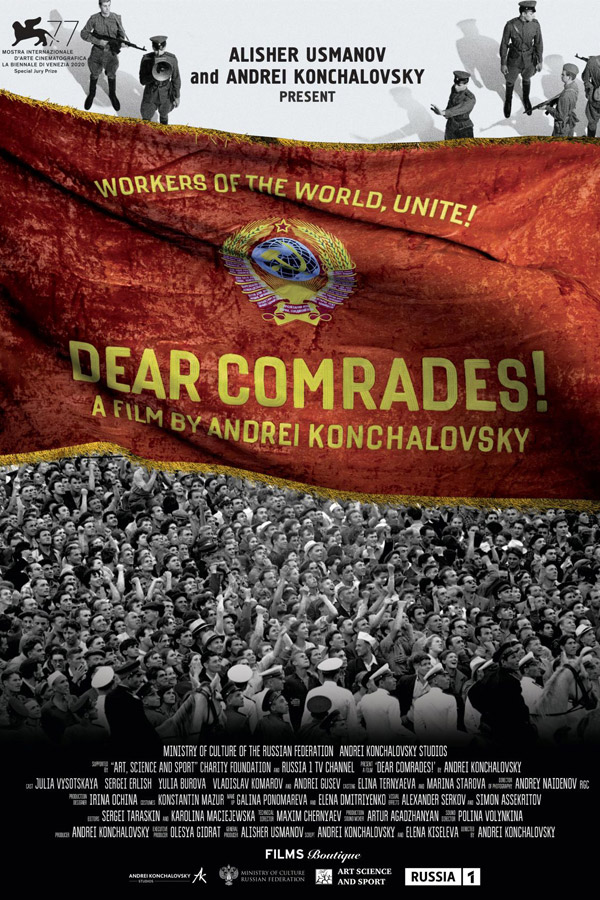 "The Film ""Dear Comrades"""