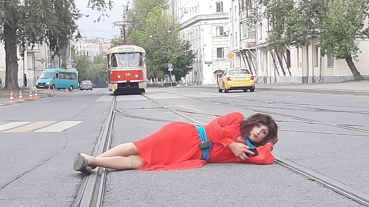 Трюки, каскадеры Фильм Прабабушка легкого поведения Александр Ревва