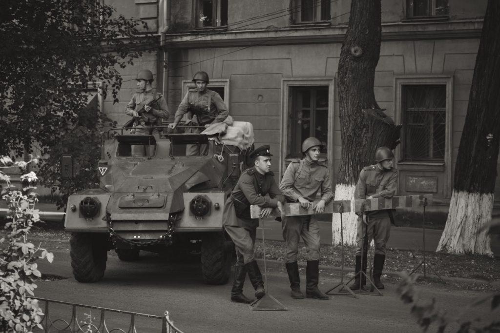 Новочеркаск 1962 год. Забастовка рабочих.